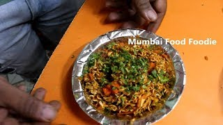Maggi Bhel for Rs 80 | चटपटा मैगी भेल | 5 Minute Instant Recipe Noodles Snack | Indian Street Food