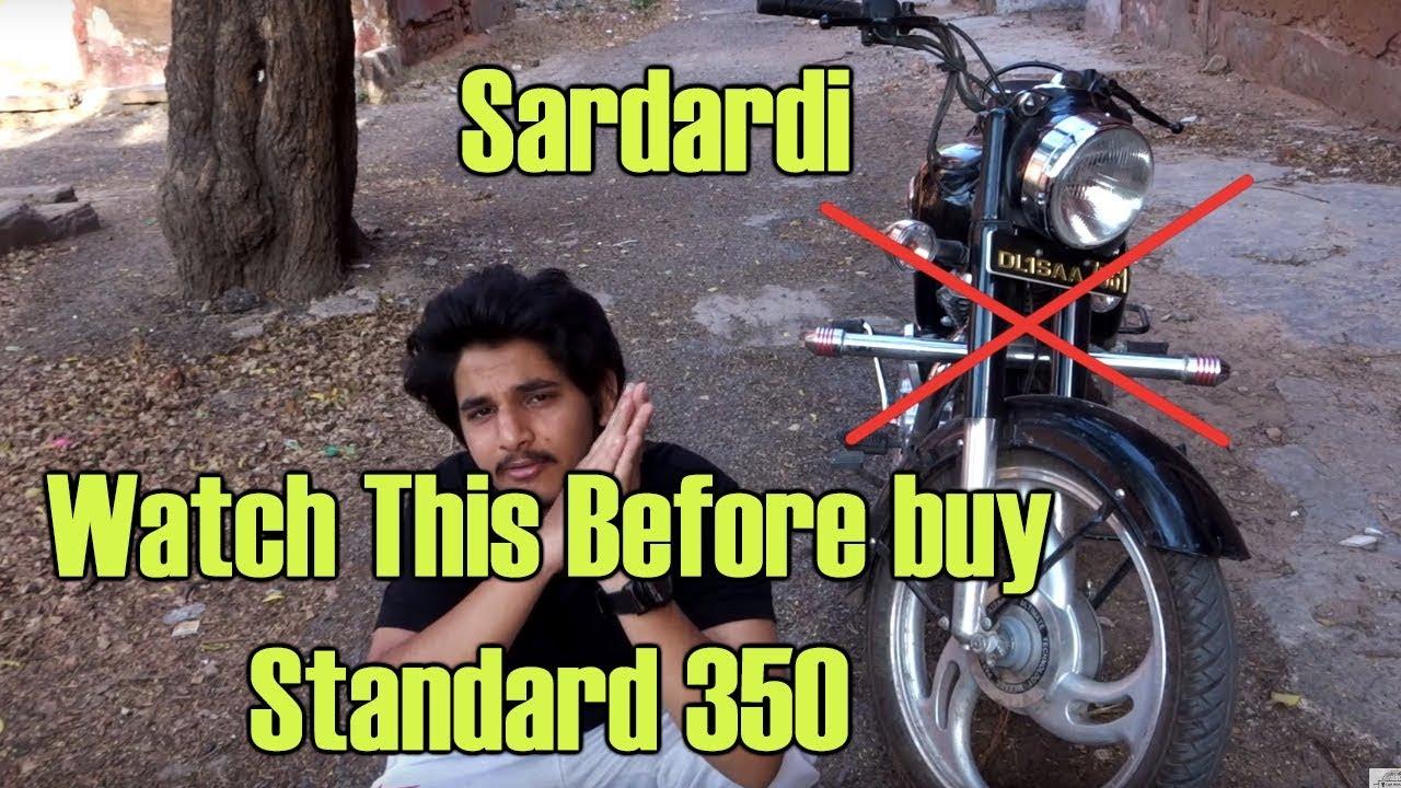 Watch This Before Buy Bullet Standard 350 !! (HINDI)