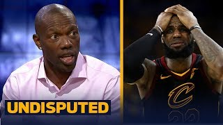 Terrell Owens on LeBron's chances to win NBA title this season | NBA | UNDISPUTED