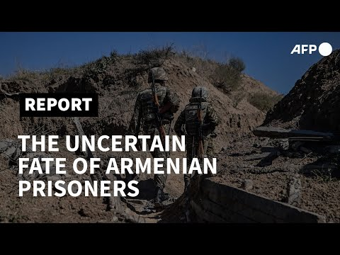 Nagorno-Karabakh: After The War, The Uncertain Fate Of Armenian Prisoners | AFP