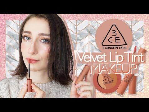 KBEAUTY 🇰🇷 / 3CE Velvet Lip Tint Makeup 💄