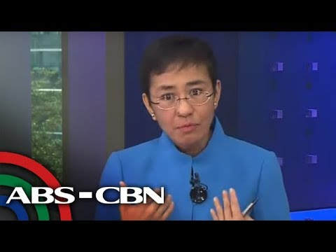 Rappler boss to fight 'political' SEC ruling up to Supreme Court (part 2)