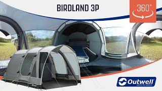 Outwell Birdland 3P - 360 video (2019)