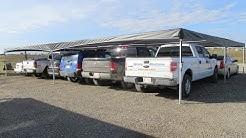 Transportation Automotive - Sprung Hail Shelter