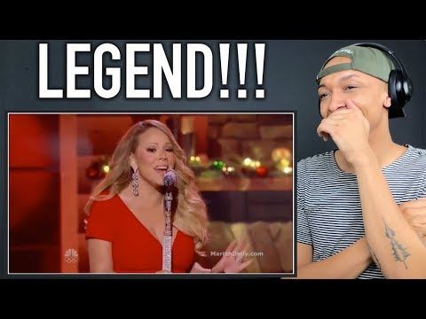 Mariah Carey: All I Want For Christmas Is You (Duet With Michael Bublé)   (REACTION)