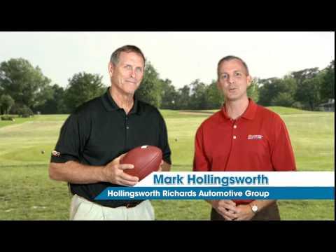 27th Annual Hollingsworth Richards Bert Jones Golf Classic PSA