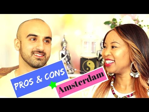 PROS & CONS AMSTERDAM - What's Amsterdam Like - Things to do in Amsterdam - Romantic Break - HOLLAND