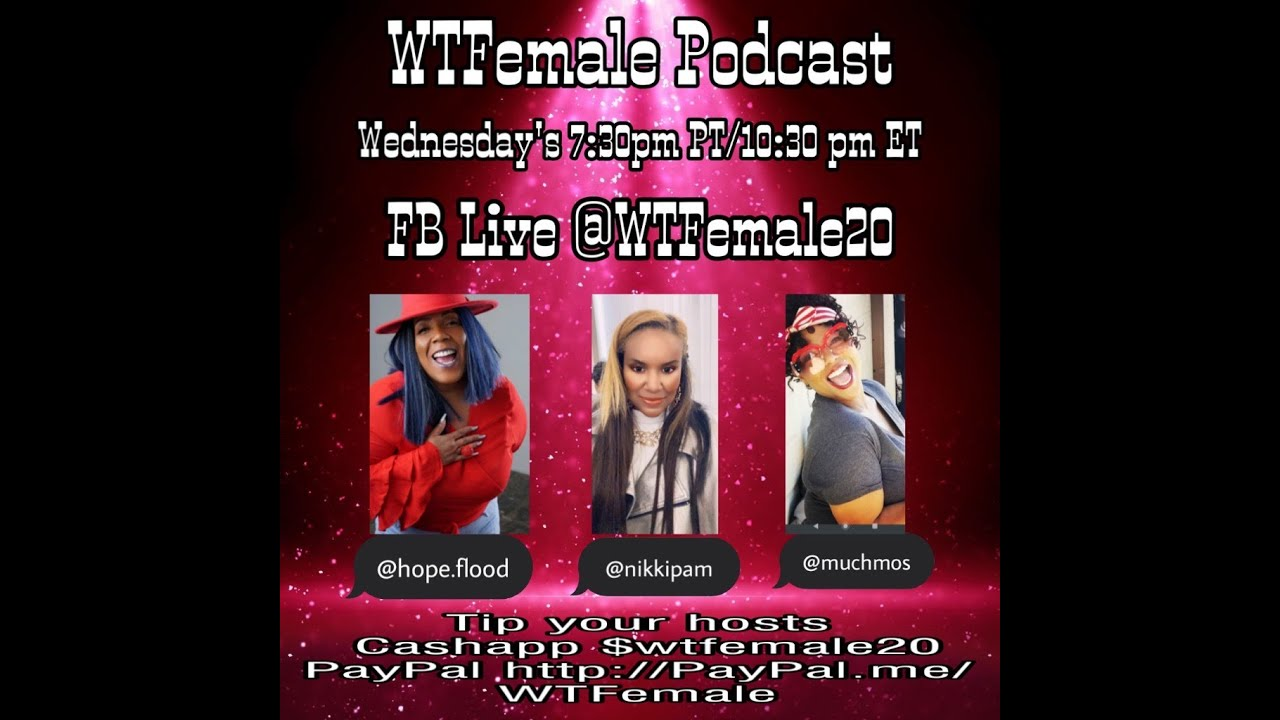 Download WTFemale Podcast