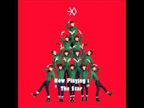 Exo Christmas Album Cover.Exo 엑소 Miracles In December Highlight Medley Chinese