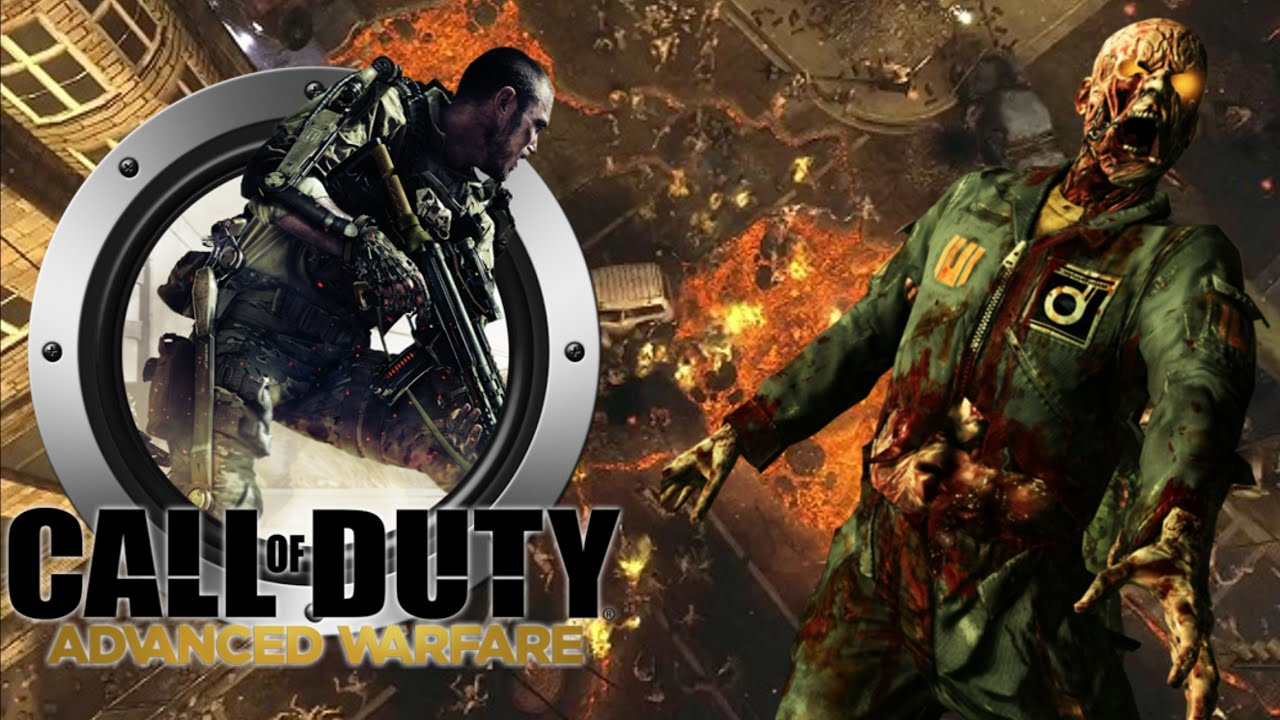Advanced warfare zombies leaked