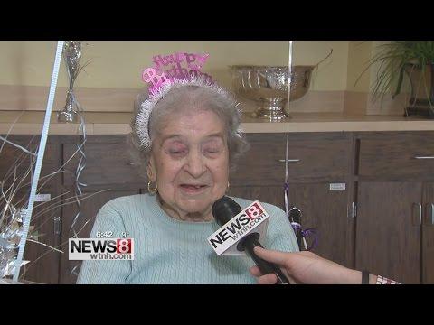 Cruisin' Connecticut – Happy Birthday Gretel: Branford, CT Woman Turns 107