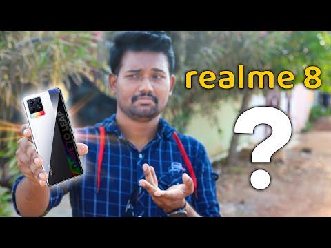 சோதிக்காதிங்கடா🤦♂️ சோதிக்காதிங்க | realme 8 Unboxing & First Impression in Tamil | Tech Boss