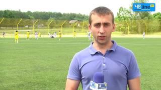 Футбольный батл: женская сборная Украины против черниговской «Легенды»