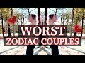 Worst Zodiac Couples