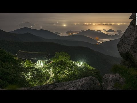 South Korea reforestation planted 350+ million trees