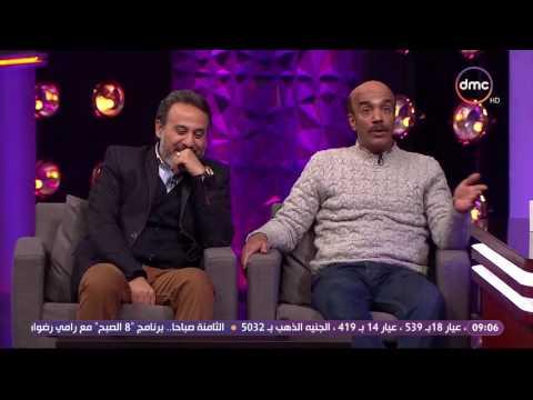 """عيش الليلة - كوميديا سليمان عيد مع أشرف عبد الباقي .. """"أهلي كانوا صعايدة ومكنوش عايزني أمثل"""""""