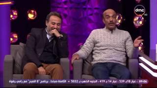 عيش الليلة - كوميديا سليمان عيد مع أشرف عبد الباقي ..