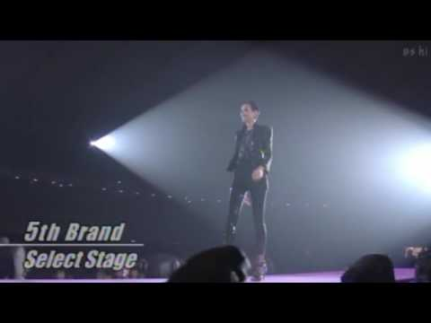 TGC '09 A/W Select Stage TOPSHOP, Gland Finale、富永愛 登場!!!