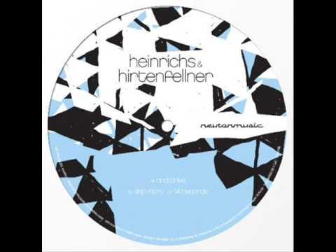 heinrichs und hirtenfellner at highgrade records
