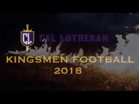 California Lutheran University Football Hype Video