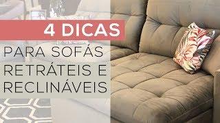 4 dicas para escolher seu sofá retrátil e reclinável - Móveis Hans screenshot 3