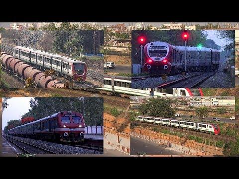 Indian DEMU Train Vs. Bangladeshi DEMU Train in 4K Ultra HD