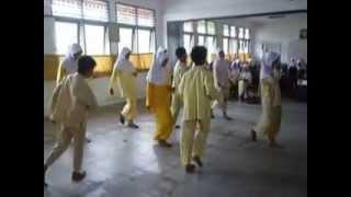Tari Pucuk Pisang (Sesi Latihan) Perpisahan Kelas VI SDN 163 Pekanbaru