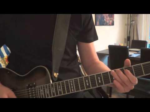 Pearl Jam - Johnny guitar - guitar cover