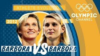 Barbora Spotakova (London 2012 x Rio 2016) | Athlete Evolution