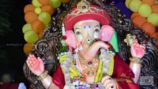 Mumbai Cha Krishnapingaksha Visarjan 2016