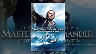Master and commander pelicula completa español gratis