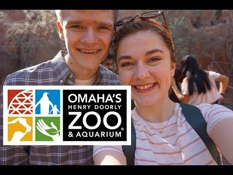 Omaha's Henry Doorly Zoo Vlog 2018!
