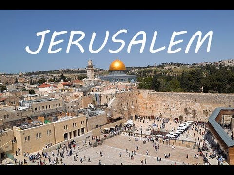 JERUSALEM TRAVEL GUIDE 2019