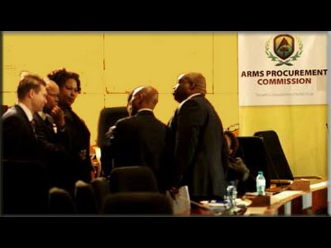 Arms Deal Commission, 12 March 2015 Part 1