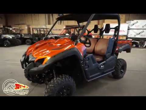 2020 Yamaha Viking Eps Ranch Edition In Orange At Maxeys Motorsports In Oklahoma City Youtube