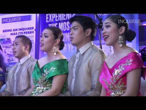 My Life In You - Philippine Madrigal Singers Live At Inquirer