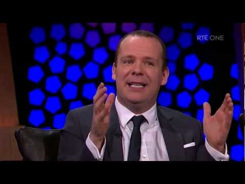 Neil Delamere - fitting in abroad