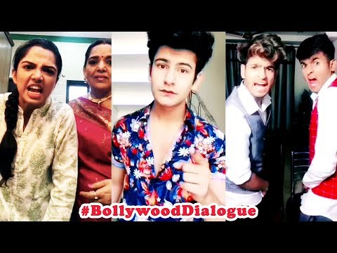 BEST Bollywood Dialogue Musical.ly India Compilation 2018 | Best #BollywoodDialogue Musically Videos