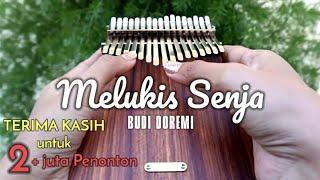 MELUKIS SENJA - Budi Doremi (Kalimba Cover with Tabs)