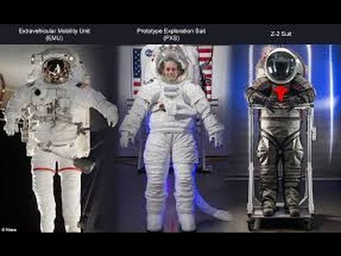 Nasa secrets revealed 2015 - NASA Spacesuit Development 2015