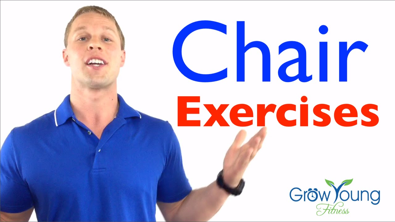Chair Exercises Low Impact Exercises Sitting Exercises