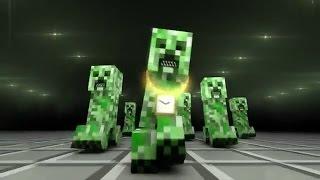 Воины света||Minecraft style||