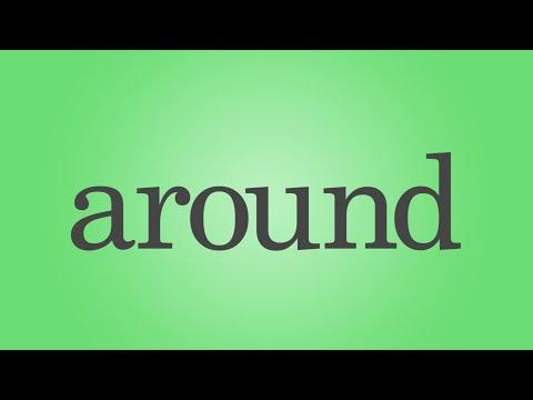 Around Song - Sight Word Around