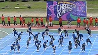 SAN FRANCISCO ( TEAM MAGDIWATA ) pep squad!..
