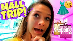 SHOPPING AT THE MALL FOR VACATION!  WHAT DO WE BUY?