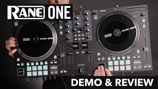 RANE ONE Review - The BEST Serato DJ Controller EVER RELEASED???