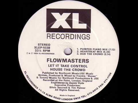 Flowmasters - Let It Take Control (Heartbeat Mix), XL record