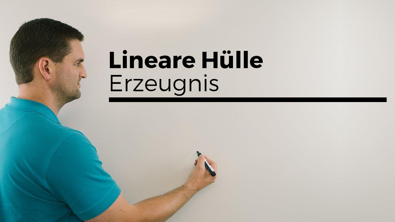 lineare h lle erzeugnis spann lineare algebra unimathematik mathe by daniel jung youtube. Black Bedroom Furniture Sets. Home Design Ideas