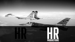 Stahlmann - Feindflug Musikvideo by H.R productions