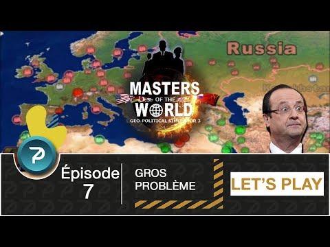 GROS PROBLÈME DE SANTE !!! (Masters Of The World) Saison 1 - #7 [FR] [HD] |